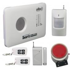 Комплект беспроводной сигнализации Oltec GSM-Kit - 10