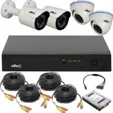 Комплект видеонаблюдения Oltec AHD-KIT-302/920