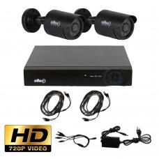 Комплект видеонаблюдения Oltec AHD-DUO-HD