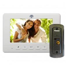 Комплект видеодомофон MT-71 + видеопанель LC-305
