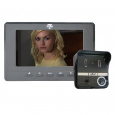 Комплект видеодомофон MT-71B + видеопанель LC-309B