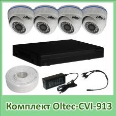 Комплект видеонаблюдения Oltec CVI-913