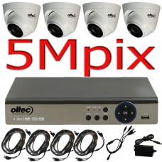 Комплект видеонаблюдения Oltec AHD-KIT-915P