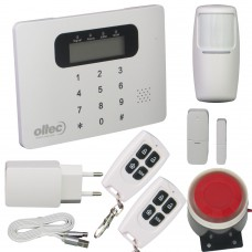 Комплект беспроводной сигнализации Oltec GSM-Kit-30