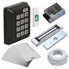 Комплект контроля доступа Oltec СКД-01 электромагнитный замок ML-180 (black)
