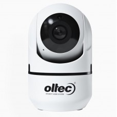 Беспроводная wifi ip камера видеонаблюдения Oltec IPC-122WIFI + карта памяти