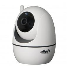 Беспроводная wifi ip камера видеонаблюдения Oltec IPC-122PTZ + карта памяти