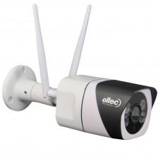 Беспроводная уличная wifi ip камера видеонаблюдения Oltec IPC-123