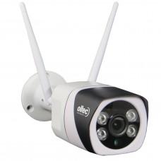 Беспроводная уличная wifi ip камера видеонаблюдения Oltec IPC-123 + карта памяти